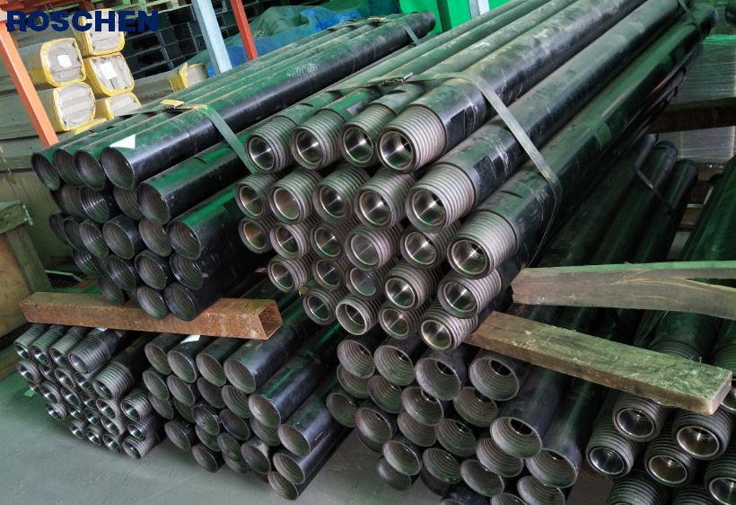 Reverse Circulation RC Drill Pipe Carbon Steel