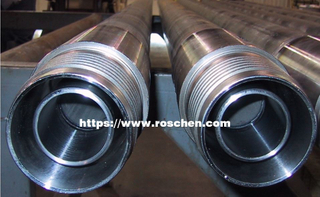 RC Reverse Circulation Double Wall Drill Pipes