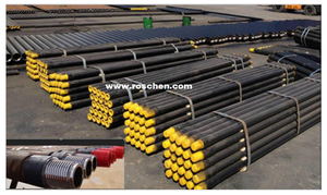 What kinds of drill pipe can be divided into?