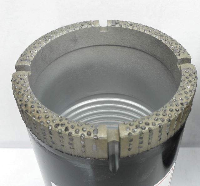 Diamond Casing Shoe used in handling casing tube